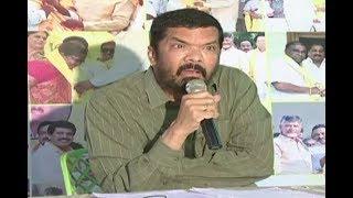 FULL VIDEO : చంద్రబాబు పై రెచ్చిపోయిన పోసాని..Posani Krishna Murali Press Meet About Chandrababu