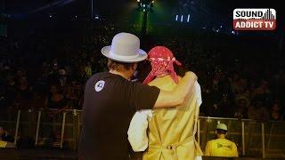 David Rodigan & Supercat live & dubplate @ Reggae Geel festival 2015