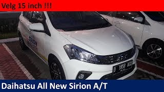 Daihatsu All New Sirion A/T review - Indonesia