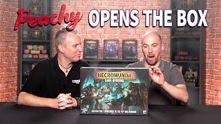 Necromunda: Dark Uprising Unboxing