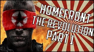 Homefront: The Revolution 100% Complete - Part 1 - PC Gameplay Walkthrough - #homefrontgame