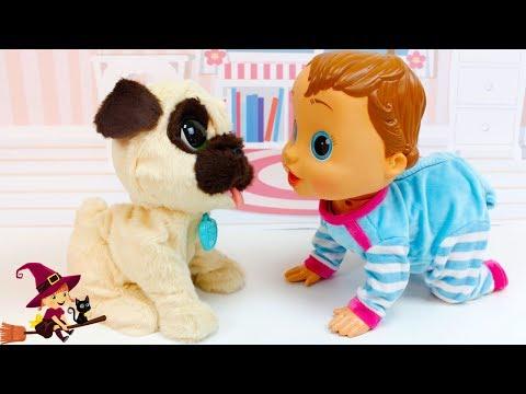 Emma y Lukas Reciben una Sorpresa de Mejores Juguetes