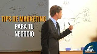 20 Tips de Marketing para incrementar las ventas de tu Negocio