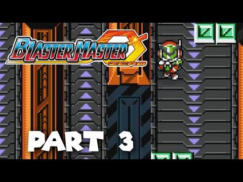 (HD) Blaster Master Zero Part 3: Industrial Area (No Commentary & Timestamps)