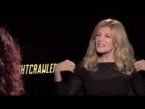 "Exclusive Video Interview With Rene Russo for ""Nightcrawler"""