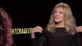 """Exclusive Video Interview With Rene Russo for """"Nightcrawler"""""""