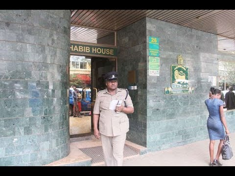 Thieves break into Habib Bank undetected, steal cash