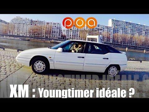 Citroën XM V6 24s : la youngtimer à collectionner ?