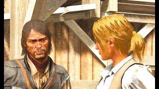 Red Dead Redemption - John Marston & Bonnie MacFarlane (all episodes)