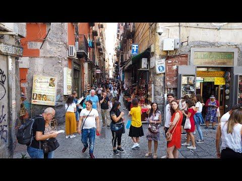 Naples 360 Historic Walking Tour