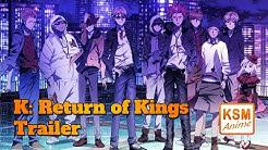 K: Return of Kings Trailer (Deutsch)