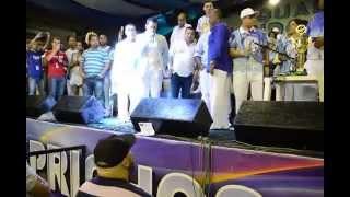 Caprichosos de Pilares-Anúncio do Campeão-Final de Samba-Carnaval 2016