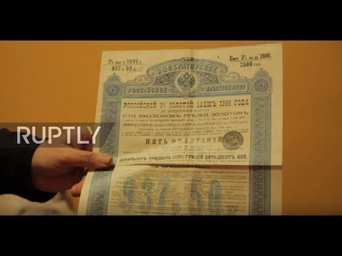 France: Holders of 100-yo Tsarists bonds still waiting to be paid