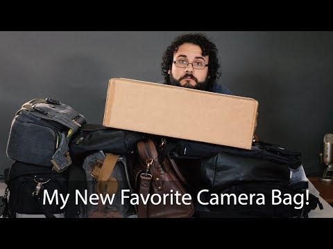 My New Favorite Camera Bag Just Arrived! - Best Camera Bag & Backpack