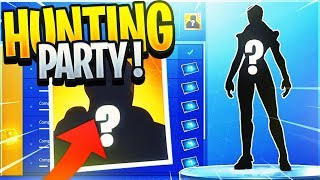Hunting Party Skin - Fortnite News
