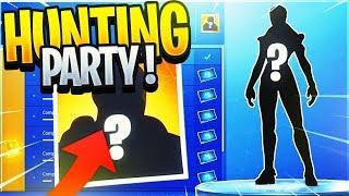 Hunting Party Skin - Nouvelles Fortnite