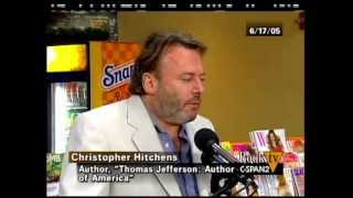 Christopher Hitchens: Thomas Jefferson Author of America