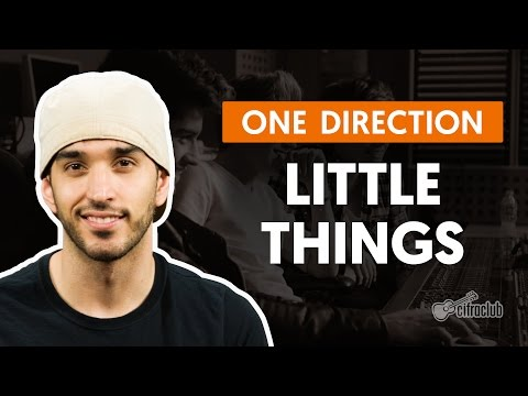 Little Things - One Direction (aula De Violão Simplificada)