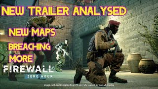 New Firewall Trailer Analysed | New Details Revealed