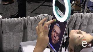 CES 2017: des égoportraits en 3D