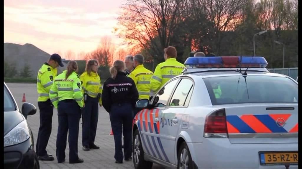 Gptv Verkeerscontrole Van Politie En Belastingdienst In