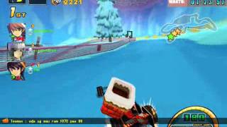 Crazy Kart 2 Indonesia - Christmas Island by Angelmayor