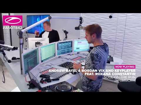 #ASOT842: Andrew Rayel & Bogdan Vix & KeyPlayer feat. Roxana Constantin - Soul On The Run (Club Mix)