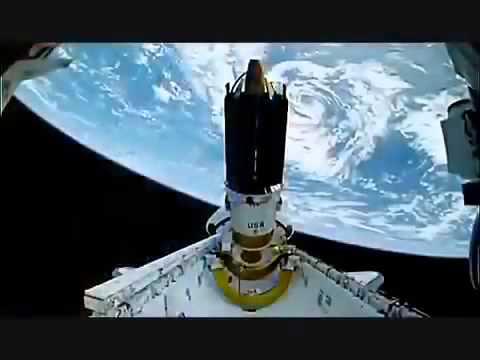 Quand la Nasa filme des ovnis à partir de l&39;ISS SANS TRUCAGE