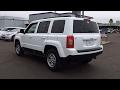 2016 Jeep Patriot Peoria, Surprise, Avondale, Scottsdale, Phoenix, AZ R43976