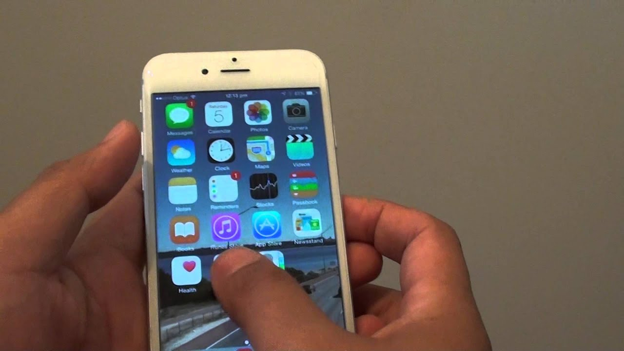 iPhone 6: How to Change Maps Navigation Voice Volume