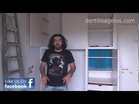 ανακαίνιση ντουλάπας