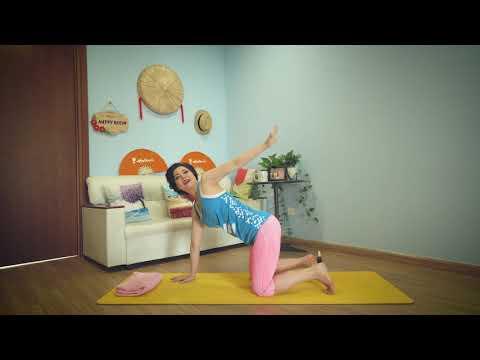 Bài tập Yoga chữa đau nhức mỏi vai gáy tại nhà _ Nguyễn Hiếu Yoga