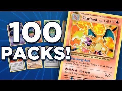 Opening 100 POKEMON TCG ONLINE BOOSTER PACKS!