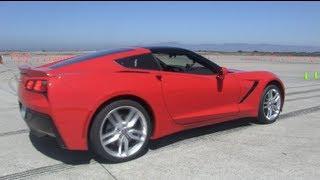 Chevrolet Corvette Stingray Z51 2014 Videos