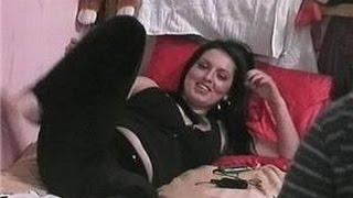 РИМА ПЕНДЖИЕВА и ЖЕНЯ КУЗИН Дом-2 ДУРАЧИМСЯ на поляне