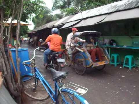 Semarang, sights and sounds