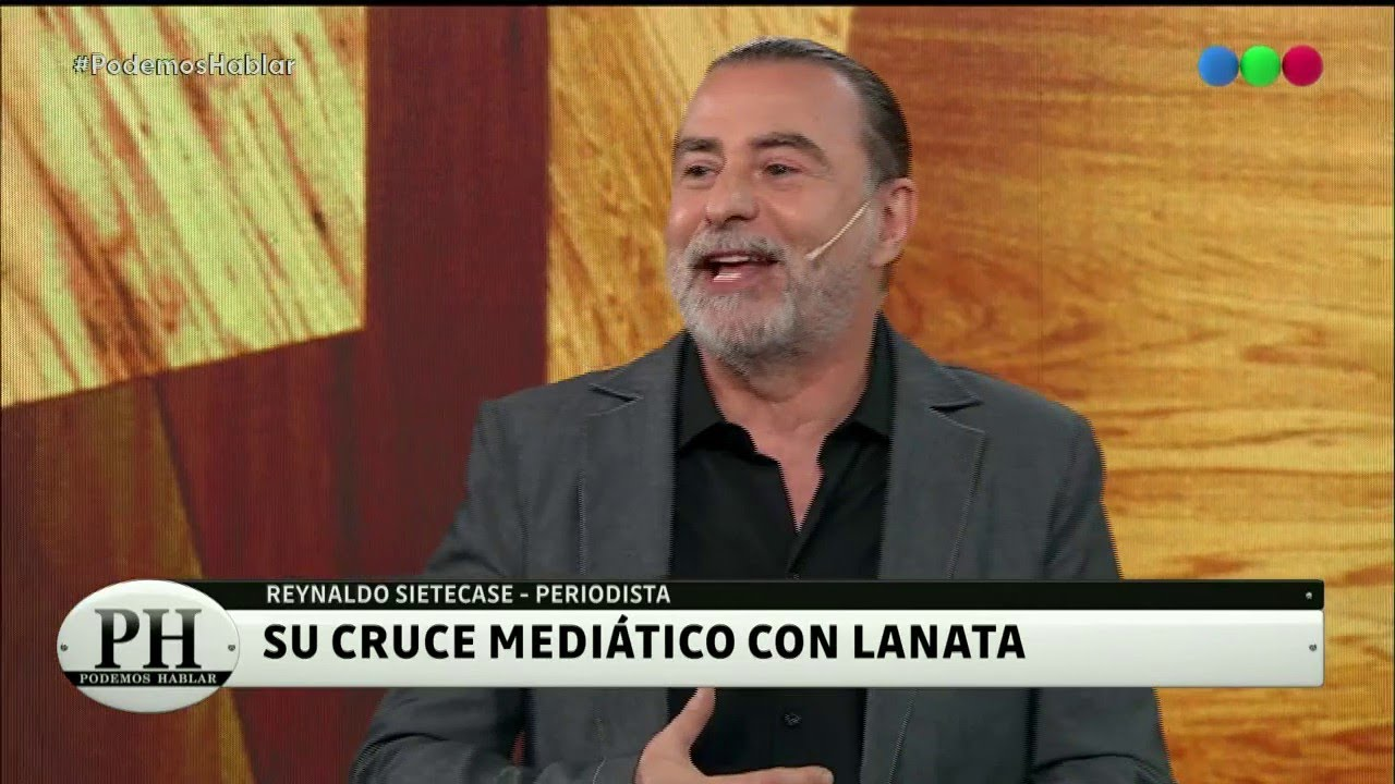 Download El cruce mediático de Reynaldo Sietecase con Lanata - Podemos Hablar 2021