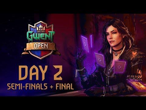 GWENT Open (gamescom) - $25 000 | semi-finals and final match