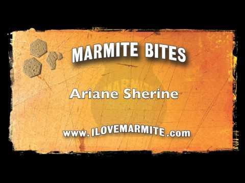 Marmite interview with Ariane Sherine