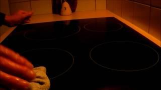 inductie kookplaat keramische kookplaat schoonmaken