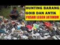 Pasar Legen Bonyokan Jatinom Berburu Barang Unik Dan Antik Di Kab Klaten  Mp3 - Mp4 Download