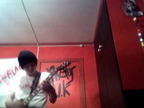 Fifi - Mirror in the Bathroom (guitar cover short version ...