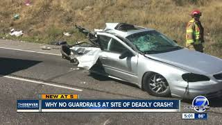 Charges possible for mother of 2-year-old killed in I-70 crash; CDOT barrier project underway soon