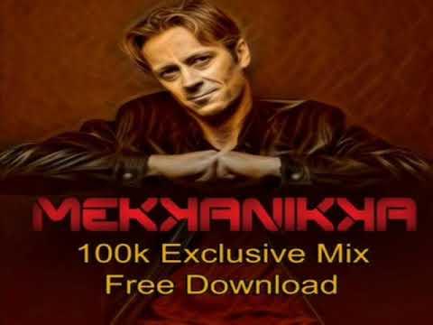 Mekkanikka - Live Set Exclusive  100K Mix [2018]