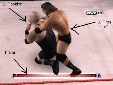 wwe raw ultimate impact 2011 pc game