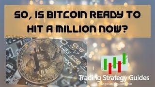 So, Is Bitcoin Ready To Hit A Million Now? + Litecoin, Disney & EURUSD