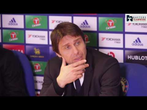 Conte: I want to win until end of season!