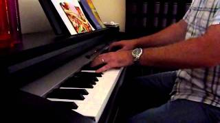 China In Your Hand - T'Pau - piano cover version