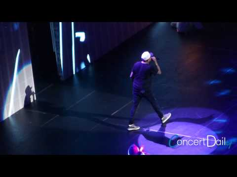 Chris Brown Performs 'Fine China' & 'New Flame' live at Verizon Center