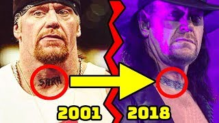 ⛔ 12 UNDERTAKER FACTS The WWE Wants You to FORGET! 🤐